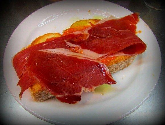 Spanish Foods to Try, Jamon