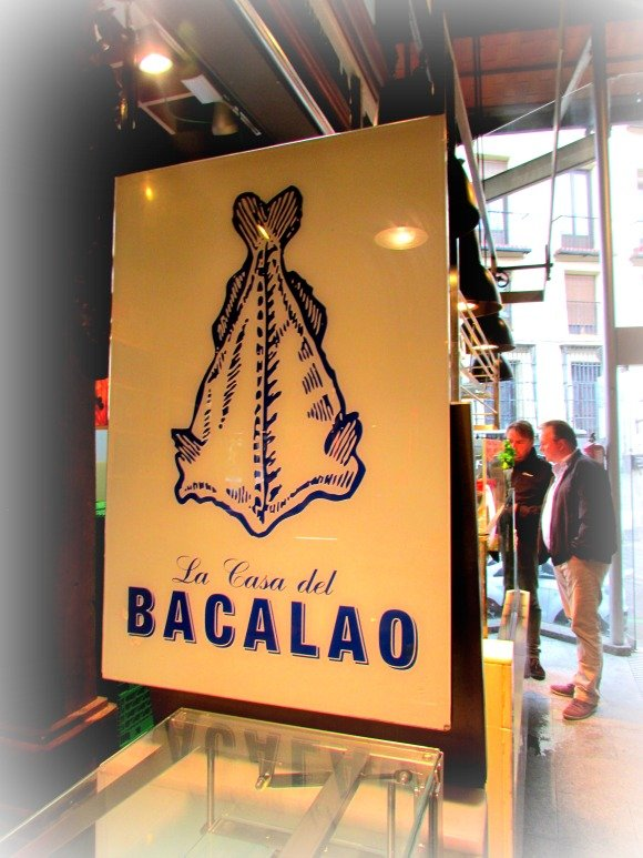 Spanish Foods to Try, Bacalao