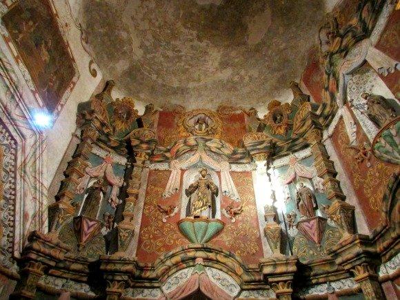 San Xavier del Bac, Tucson, Arizona