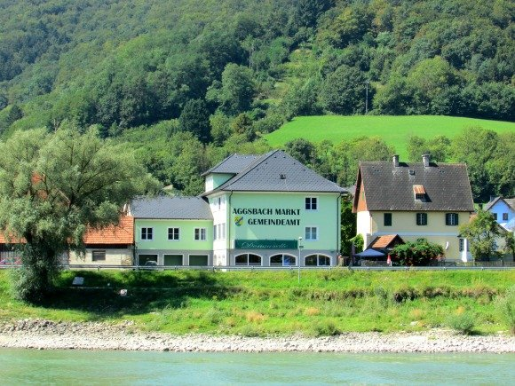 Aggsbach, Wachau Valley, Austria