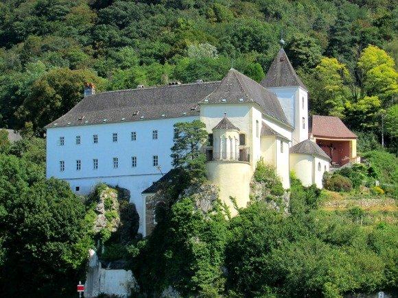 Schönbühel Monastery, Wachau Valley, Austria
