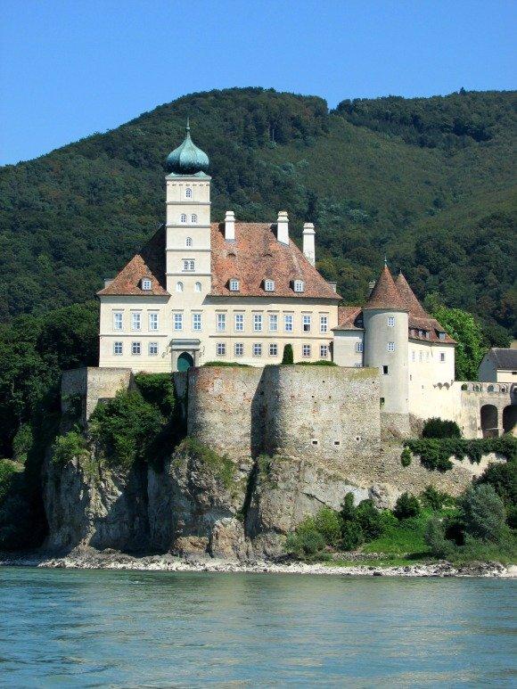 Schönbühel Castle, Wachau Valley, Austria