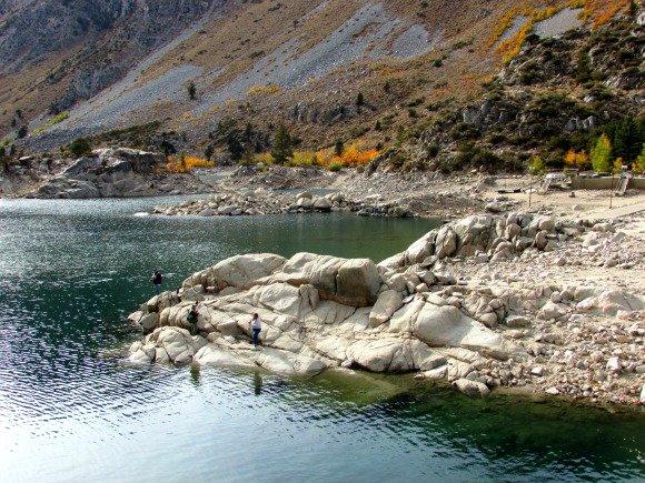 Lake Sabrina, Bishop Creek, California
