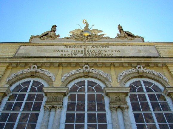 Schonbrunn Palace, Vienna, Austria