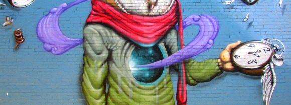 Street Art in Dallas (Deep Ellum)