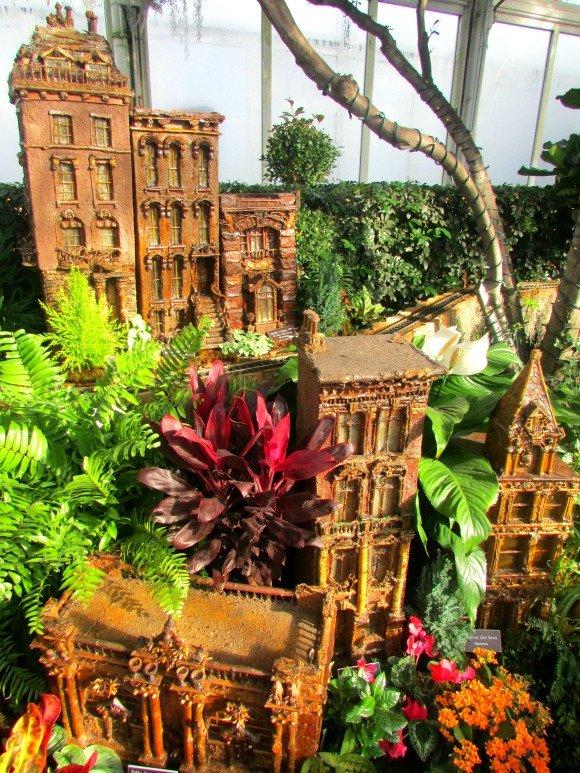 Holiday Train Show, New York Botanical Gardens, New York City