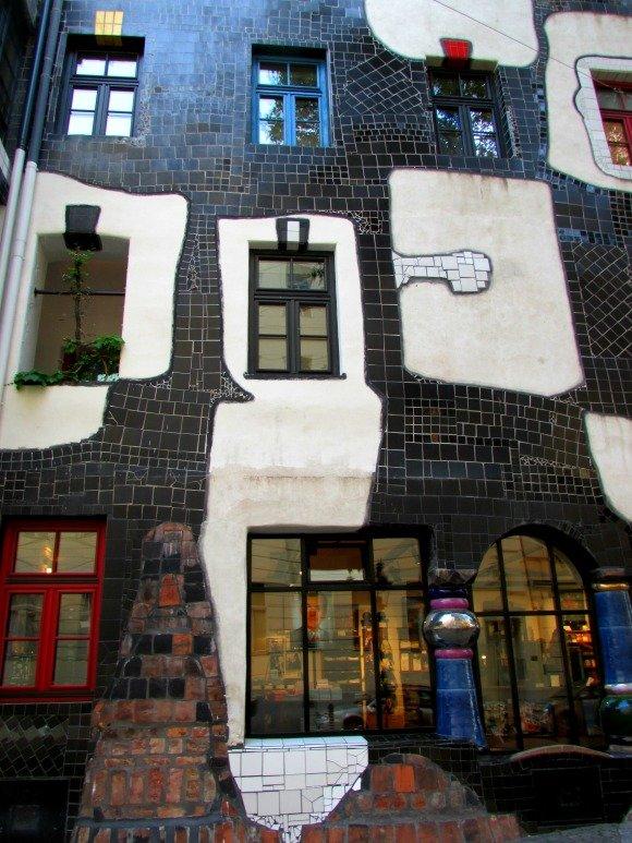 Kunst Haus Wien, Vienna, Austria