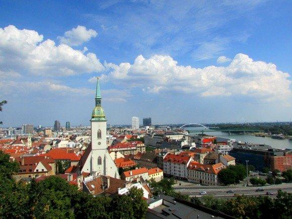 Things to see in Bratislava, Slovakia