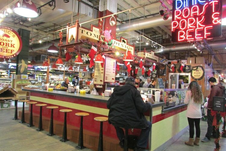 The Best of Philadelphia: Reading Terminal Market