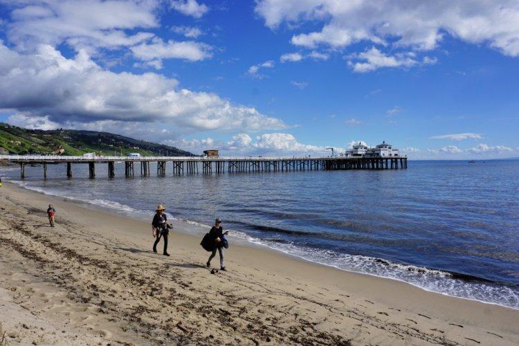 Malibu Pier, Los Angeles Itinerary