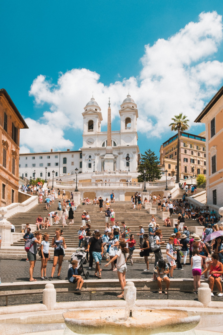 Spanish Steps, How to Ruin Your Travel Experience