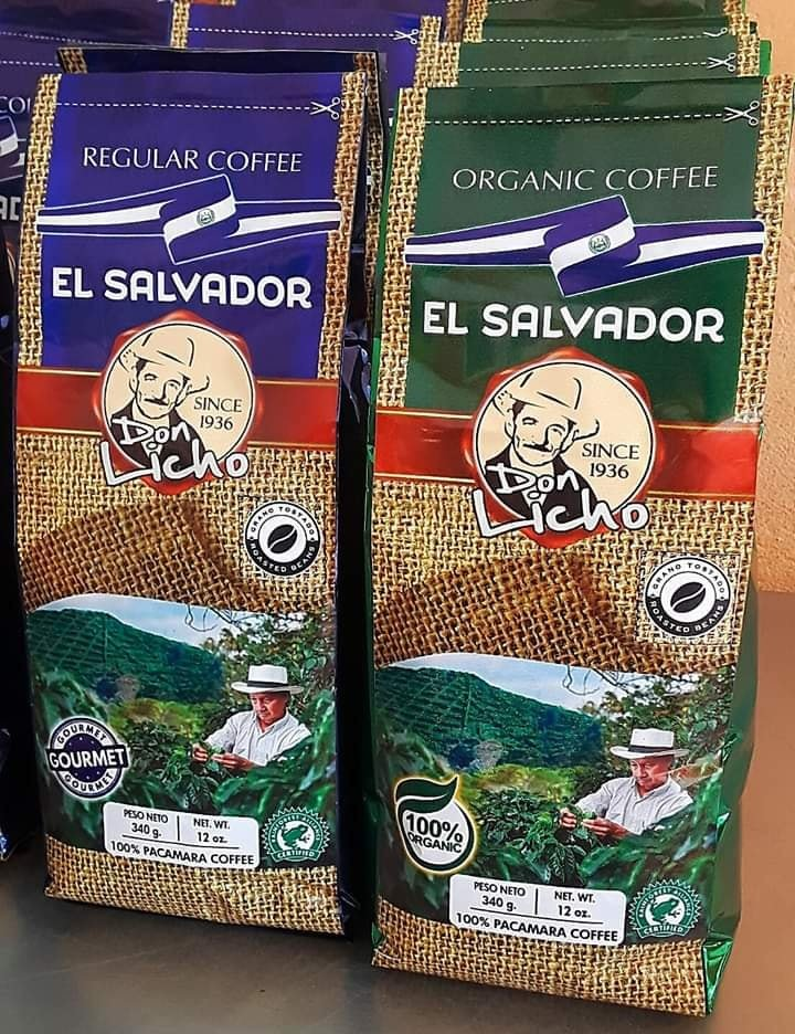 Coffee from El Salvador, Food in E; Salvador: Best Dishes, Desserts and Drinks