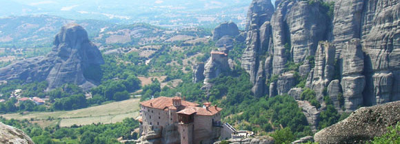 Papillon Photos: Meteora, Greece