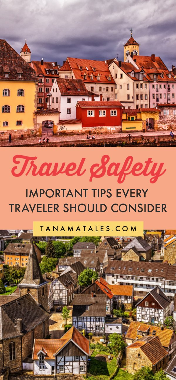 Going on vacation soon? Here are some important tips related to #travel #safety! - Stay safe when traveling - When traveling abroad, my personal security is one of my top priorities.  I believe there is A LOT you can do to protect yourself and your valuables.  This is why I want to share with you what has worked for me and for other travelers I have met.