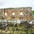 Part of the old city ruins, Panama La Vieja, Panama