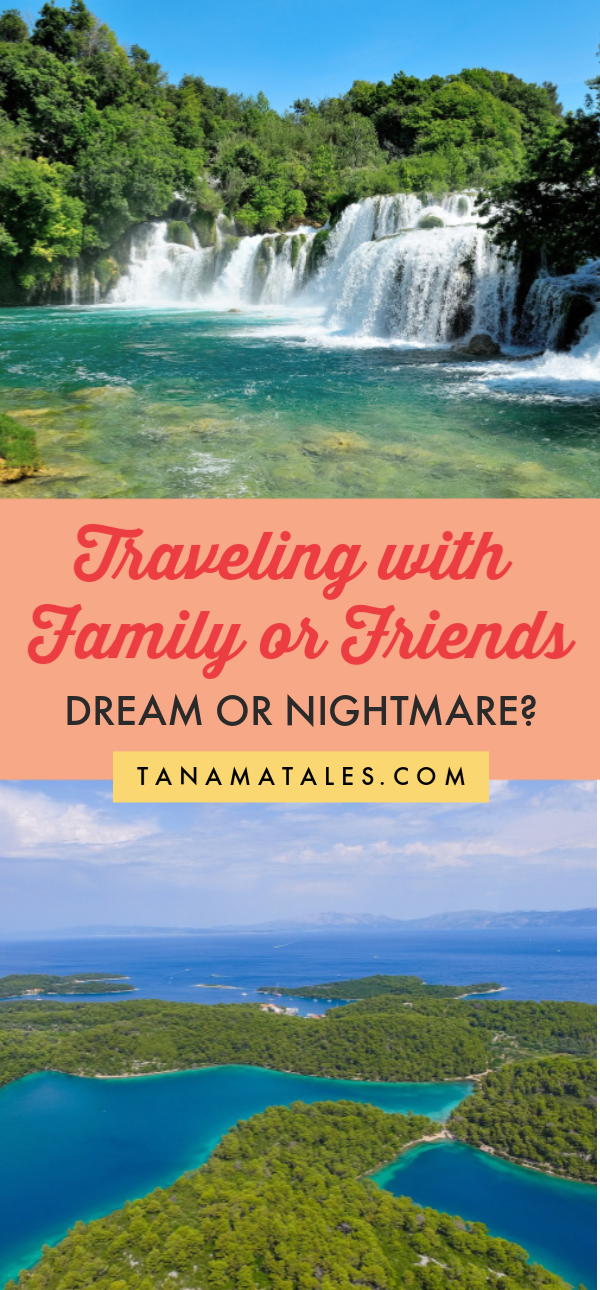 Traveling with family or friends? Travel companions can make or break a trip. Do not let things to chance. Honest conversations are key in these situations. Follow my suggestions to have a fun and rewarding experience with a loved one.