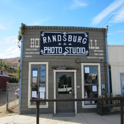 Randsburg: My First Visit to a Ghost Town