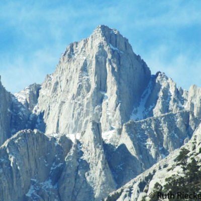 Mount Whitney: Highest Mountain in the Contiguous USA