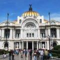 Fine Arts Palace (Palacio de Bellas Artes), Mexico City, Mexico