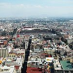 Mexico City Seen From the Torre Latinoamericana