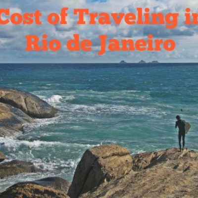 Cost of Traveling in Rio de Janeiro