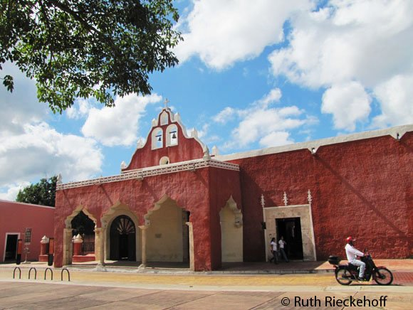 Church at Candelaria Park