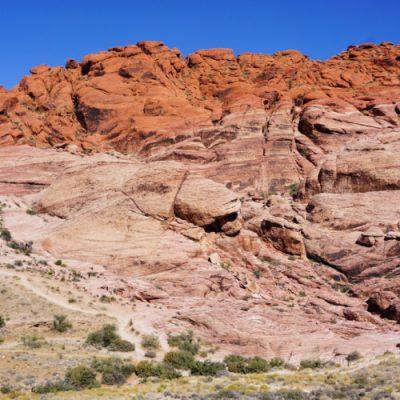 Red Rock Canyon Near Las Vegas, Nevada
