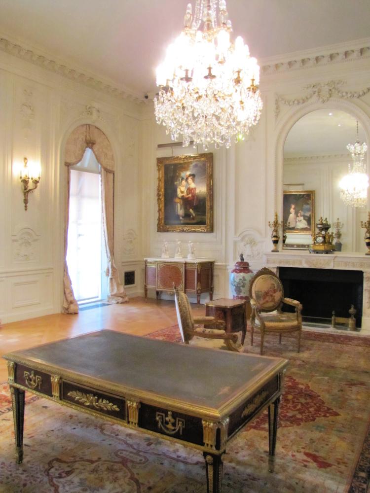 Living Room, The Huntington, San Marino, California