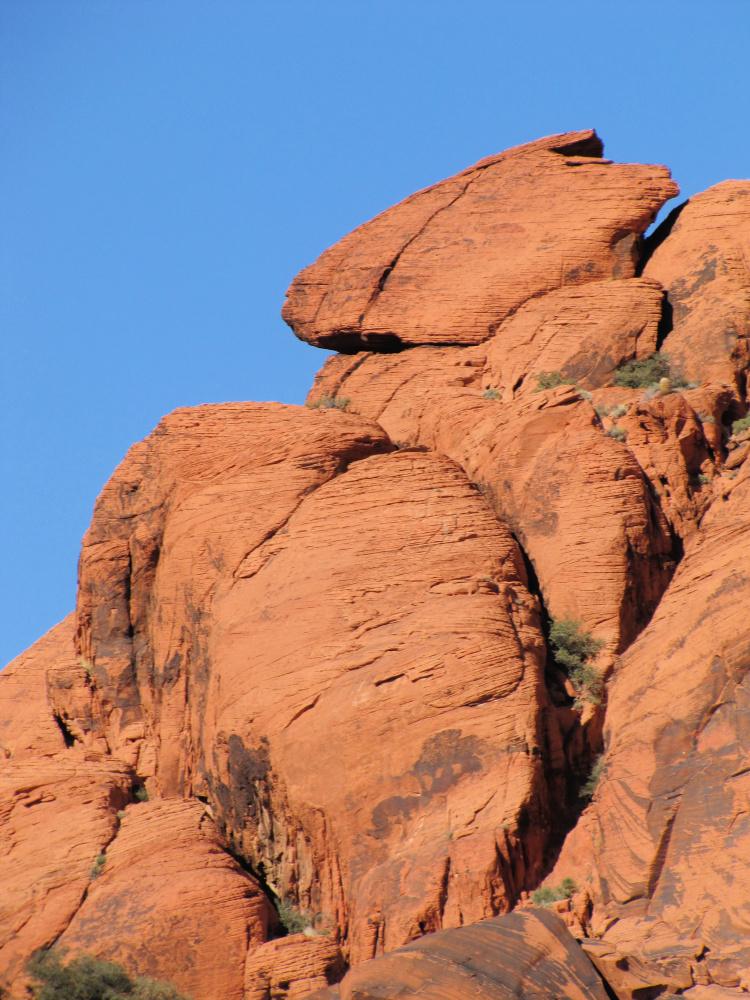 Red Rock Boulders