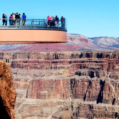 Grand Canyon West: The Skywalk and Eagle Point