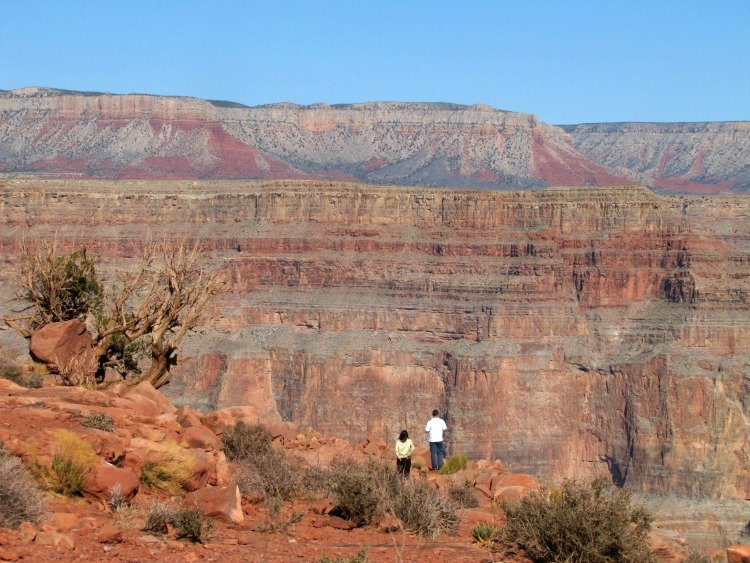 Guano Point, Gran Canyon West Rim