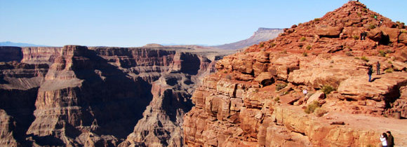 Grand Canyon West: Guano Point