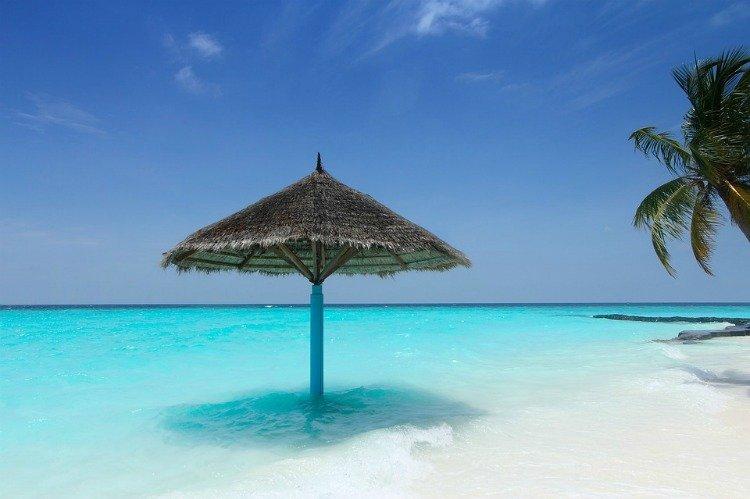 Maldives honeymoon, Best Beaches in the Maldives