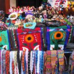 Crafts for sale in Playa del Carmen