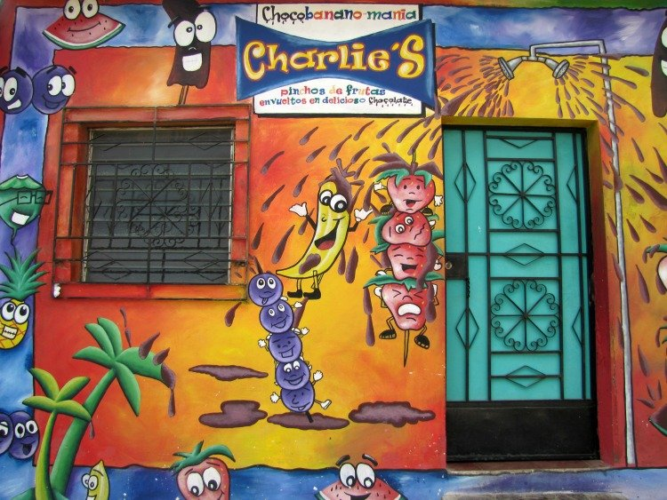 Things to do in Ataco El Salvador, Art, Mural