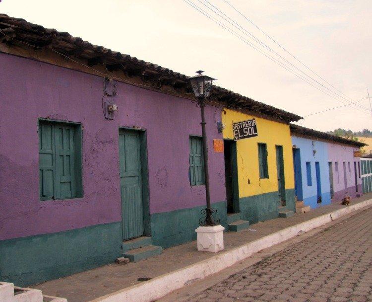 Ataco El Salvador, Colonial Town, Colors