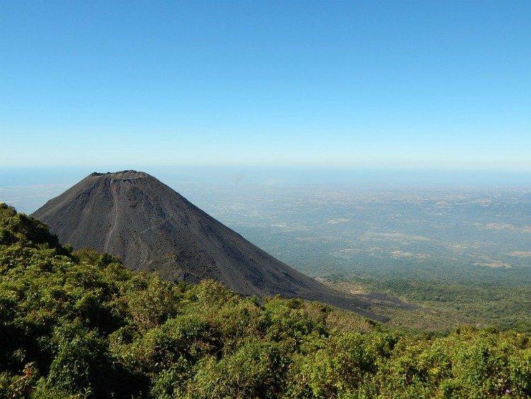 Izalco Volcano, VOlcan de Izalco