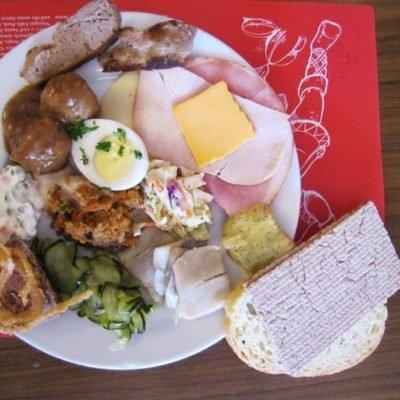 It's a Smörgåsbord!!