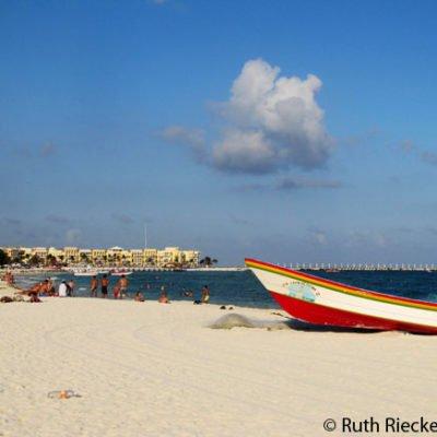 Playa del Carmen You Surprised Me