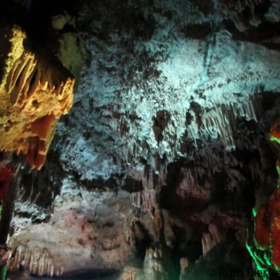 Taulabe Caves in Honduras: Rock Formations and Stories