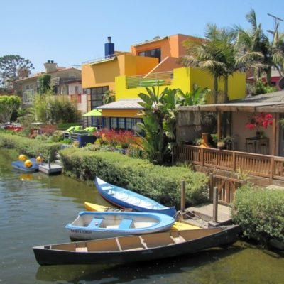 Venice Beach Canals: A Charming Historic District