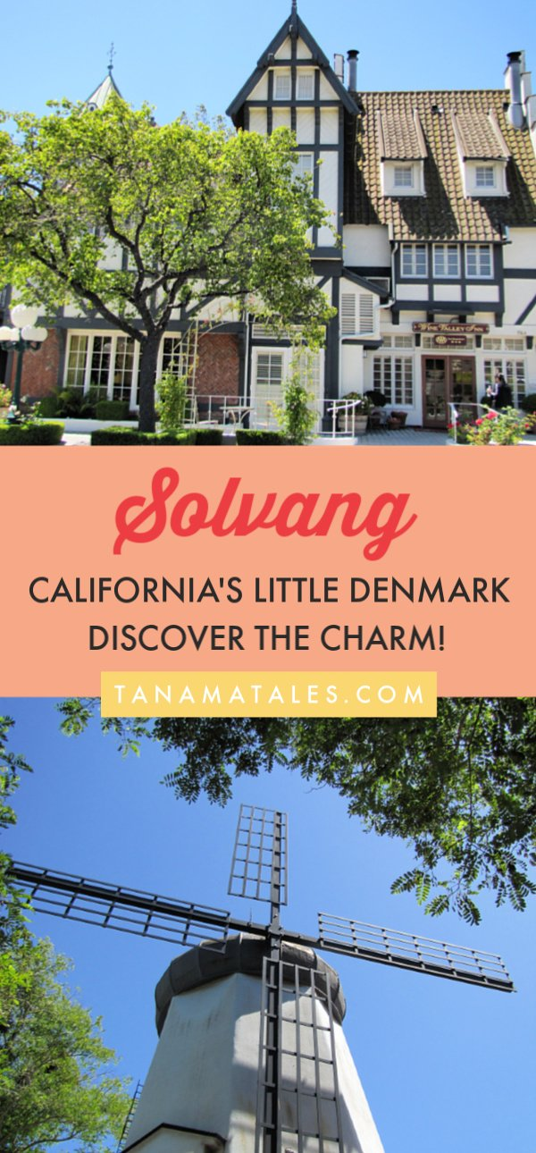 Things to do in #SantaBarbara, #California (Santa Ynez Valley) - Solvang (Sunny Meadows) has fairytale Danish architecture and a Scandinavian feel. It is the perfect weekend escape from Los Angeles area.
