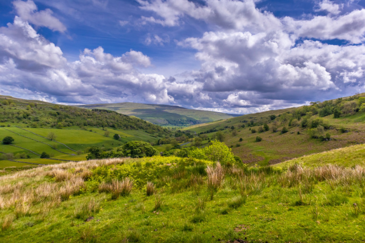 Yorkshire Dales, United Kingdom Hiking Trails