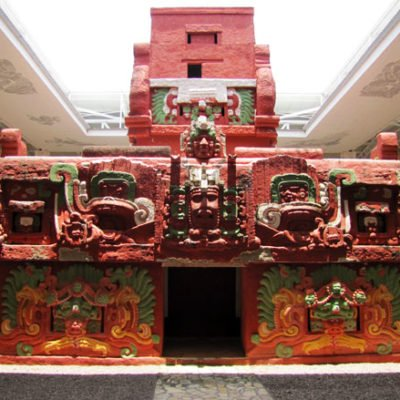 Mayan Sculpture Museum in Copan