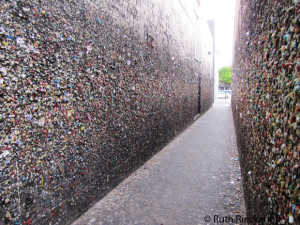 Bubble Gum Alley, San Luis Obispo, California