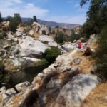 Camping Along the Kern River