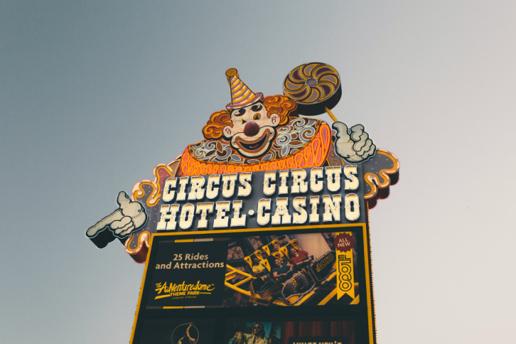 Circus Circus, Things to Do in Las Vegas Other than Gamble, Nevada