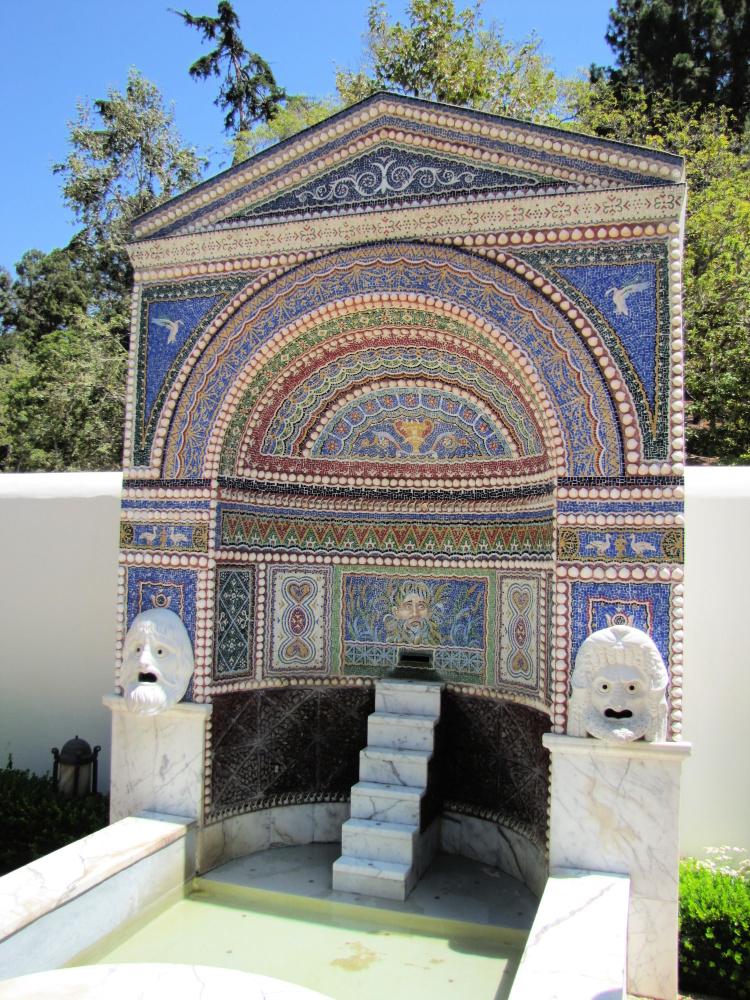 East Garden Fountain