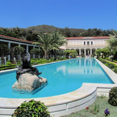 The Getty Villa in Pacific Palisades: A Visit to the Past