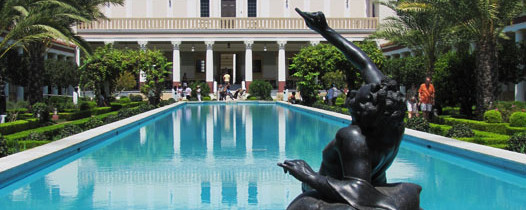 The Getty Villa: A Visit to the Past